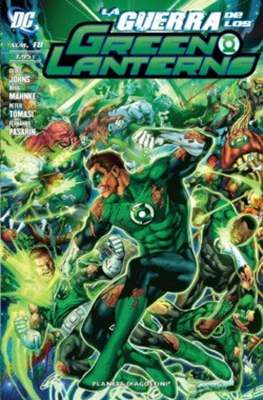 Green Lantern (2009-2012) (Grapa 72 pp) #18