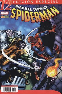 Spiderman. Marvel Team-Up #12