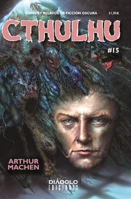 Cthulhu (Rústica 80 pp) #15
