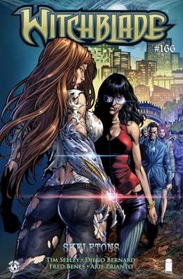 Witchblade (Comic Book) #166
