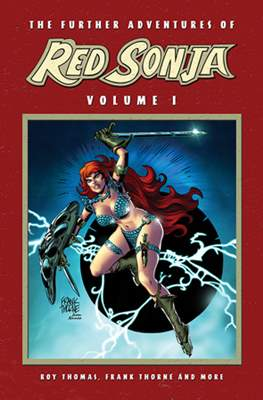 The Further Adventures of Red Sonja (Softcover 200 pp) #1