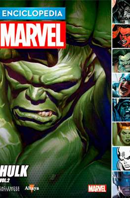 Enciclopedia Marvel (Cartoné) #44