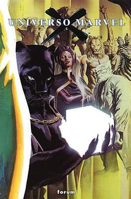 Universo Marvel X (Rústica 96-120 pp) #4