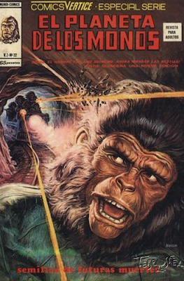 El planeta de los monos Vol. 1 (1977-1979) (Grapa y rústica 84-52 pp) #22