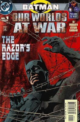 Batman Our Worlds at War