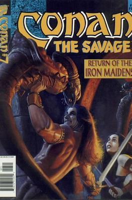 Conan the Savage (Grapa 48-52 pp) #7