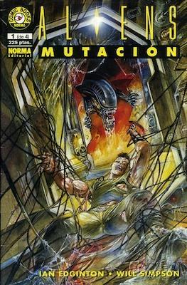 Aliens: Mutación (Grapa 36 pp) #1