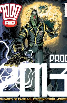 2000 AD Christmas Special. (Softcover) #2013