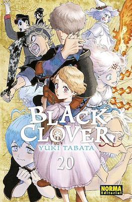 Black Clover (Rústica) #20