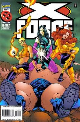 X-Force Vol. 1 (1991-2002) (Comic Book) #52