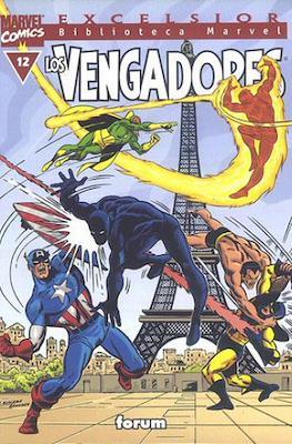 Biblioteca Marvel: Los Vengadores (1999-2001) (Rústica 160 pp) #12