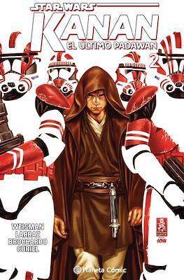 Star Wars Kanan. El último padawan (Rústica 144 pp) #2