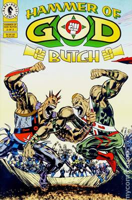 Hammer of God: Butch (Comic Book) #2
