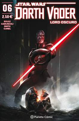 Star Wars: Darth Vader. Lord Oscuro (Grapa 40 pp) #6