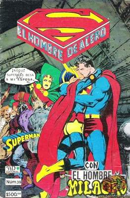 Superman Vol. 1 (Grapa. 1986-2001) #39
