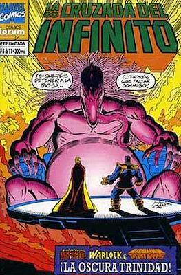 La Cruzada del Infinito (1994) (Grapa. 17x26. 48 páginas. Color.) #5