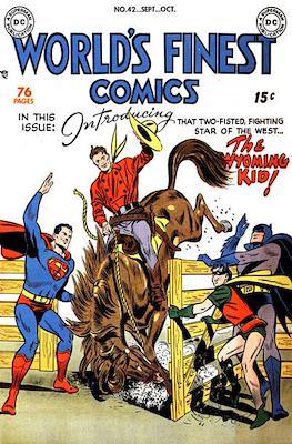 World's Finest Comics (1941-1986) (Comic Book) #42