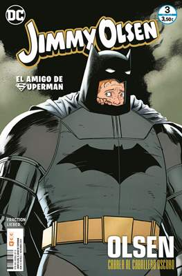Jimmy Olsen: El amigo de Superman (Grapa) #3