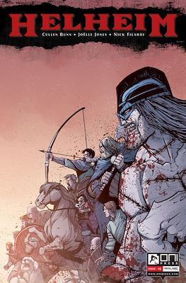 HelHeim (Comic book) #4