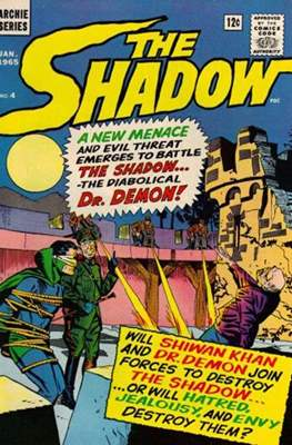 The Shadow (Grapa) #4