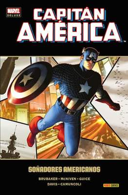 Capitán América. Marvel Deluxe #14