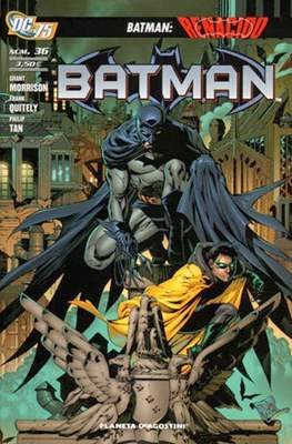 Batman (2007-2012) (Grapa. 48 pp) #36