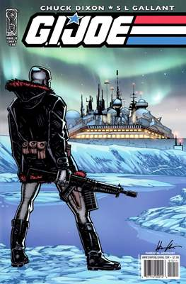 G.I. Joe (2008-2011) #10