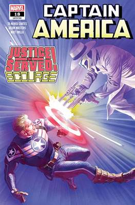 Captain America Vol. 9 (2018-) (Comic-book) #18