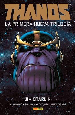 Thanos: La Primera nueva trilogía - Marvel Integral