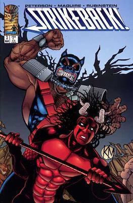 Strikeback! (Comic-book) #3
