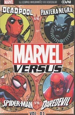 Marvel Versus (Rústica) #1