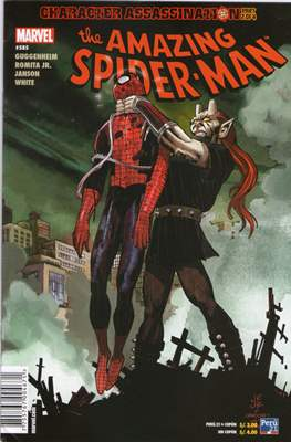 The Amazing Spider-Man: Character Assassination (Grapa) #585