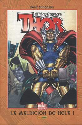 El Poderoso Thor de Walt Simonson. Best of Marvel Essentials (Cartoné 96-192 pp) #7