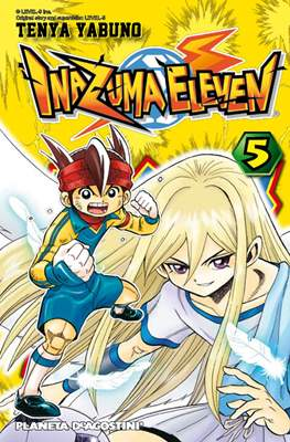 Inazuma Eleven (Rústica con sobrecubierta) #5