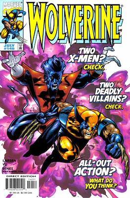 Wolverine (1988-2003) (Comic Book) #140