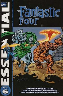The Essential Fantastic Four (Softcover) #6