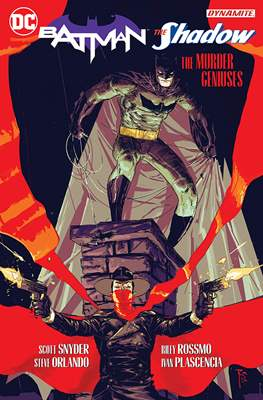 Batman /The Shadow: The Murder Geniuses