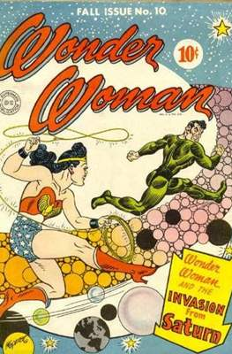 Wonder Woman Vol. 1 (1942-1986; 2020-) #10