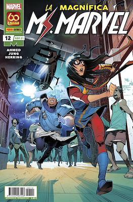 La Magnífica Ms. Marvel (2019-2021) (Grapa 24 pp) #12