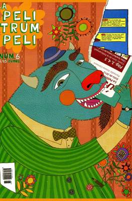 La Pelitrúmpeli (Grapa, A-4, color) #6