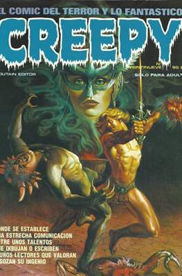 Creepy (Grapa, 1979) #29