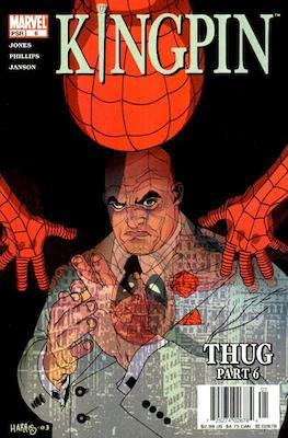 Kingpin (comic-book) #6