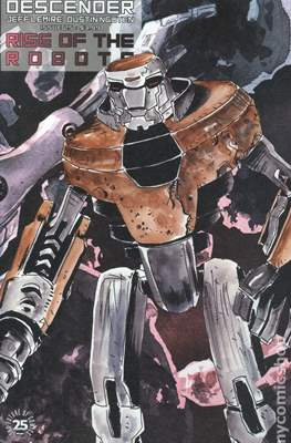 Descender (Variant Covers) (Grapa) #25