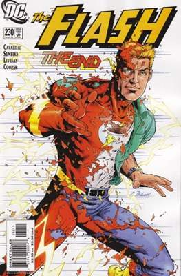 The Flash Vol. 2 (1987-2006) (Comic Book) #230