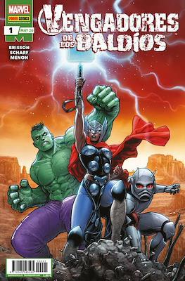 Vengadores de los Baldíos (Grapa) #1