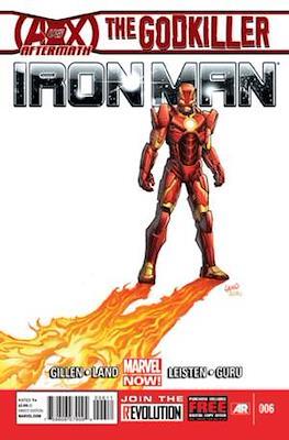 Iron Man (Vol. 5 2012-2014) (Comic-Book) #6