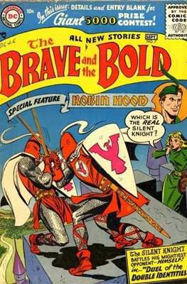 The Brave and the Bold Vol. 1 (1955-1983) #7