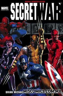 Secret War - Marvel Monster Edition