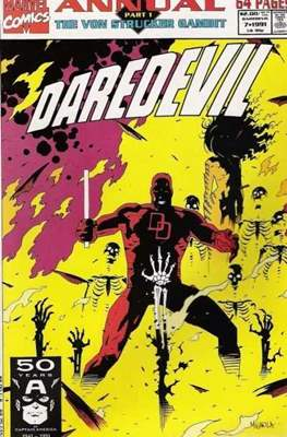 Daredevil Vol 1 Annual (Comic Book. 1967 - 1994) #7