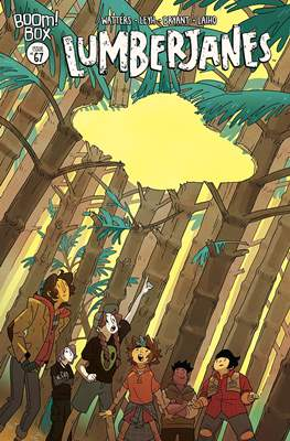 Lumberjanes (Comic-book) #67